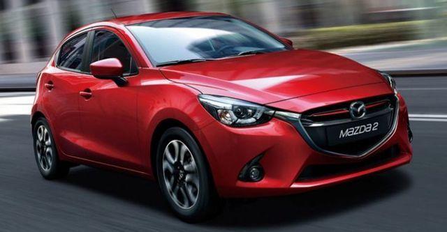 2016 Mazda 2 1.5尊貴型  第1張相片