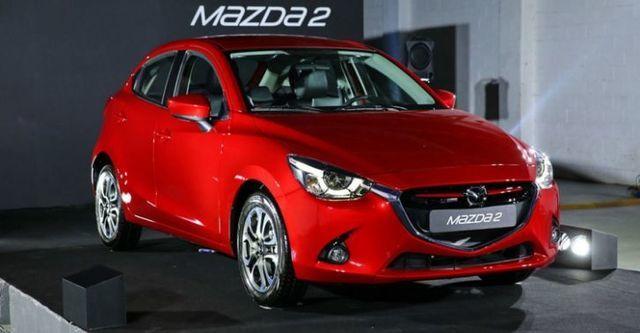 2016 Mazda 2 1.5豪華型  第1張相片