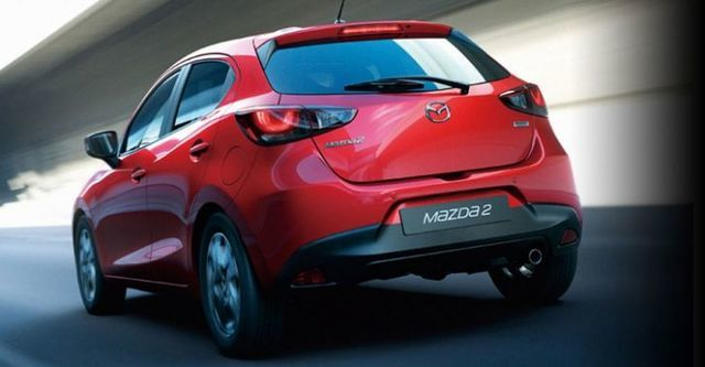 2016 Mazda 2 1.5豪華型  第4張相片