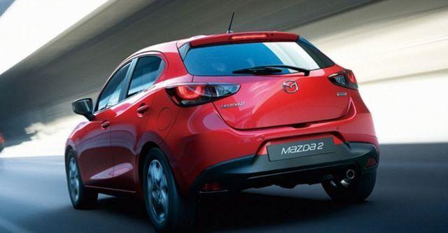 2016 Mazda 2 1.5頂級型  第4張相片