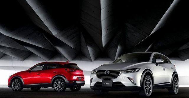 2016 Mazda CX-3 1.5 SKYACTIVE-D  第2張相片