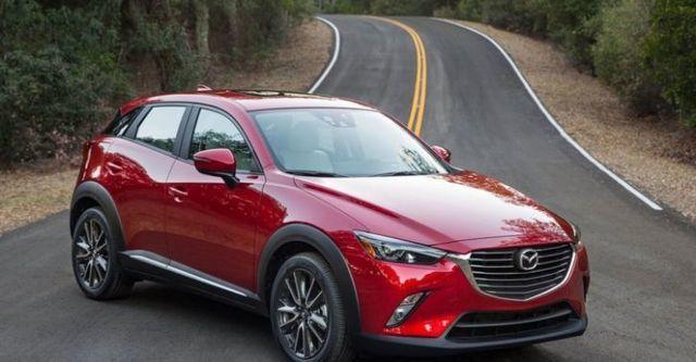 2016 Mazda CX-3 1.5 SKYACTIVE-D  第3張相片