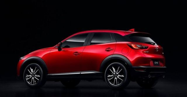 2016 Mazda CX-3 1.5 SKYACTIVE-D  第4張相片