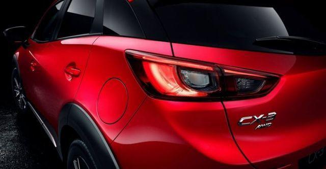 2016 Mazda CX-3 1.5 SKYACTIVE-D  第7張相片