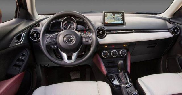 2016 Mazda CX-3 1.5 SKYACTIVE-D  第8張相片