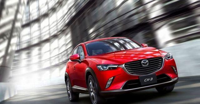 2016 Mazda CX-3 2.0 SKYACTIVE-G  第3張相片