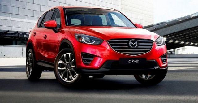 2016 Mazda CX-5 SKY-G 2WD  第1張相片