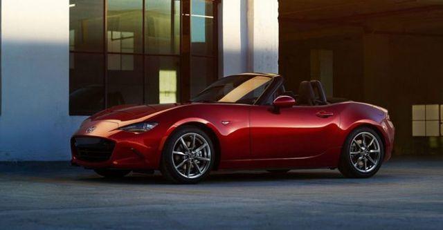 2016 Mazda MX-5 2.0  第5張相片