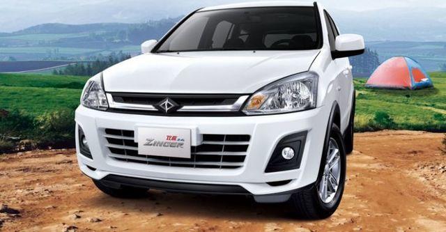 2016 Mitsubishi Zinger 2.4豪華型  第1張相片