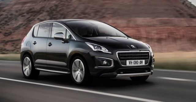 2016 Peugeot 3008 1.6 BlueHDi Design  第1張相片
