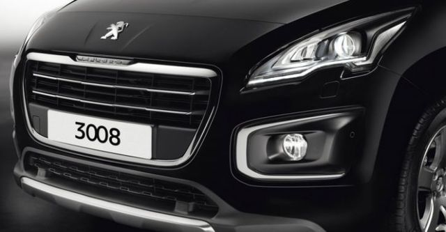 2016 Peugeot 3008 1.6 BlueHDi Grip Control  第6張相片