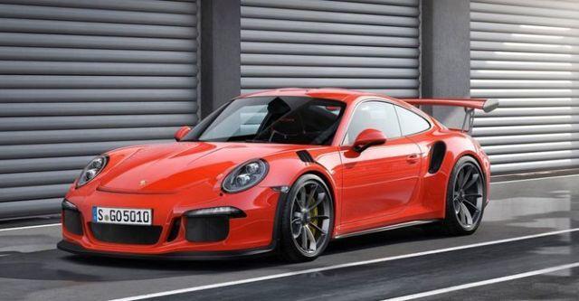 2016 Porsche 911 GT3 RS 4.0  第1張相片