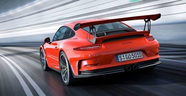 2016 Porsche 911 GT3 RS 4.0  第2張相片