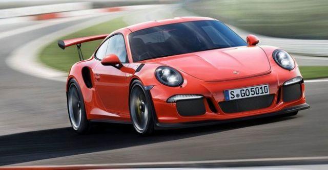 2016 Porsche 911 GT3 RS 4.0  第3張相片