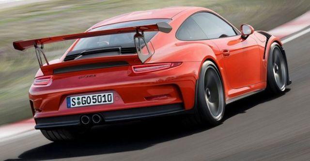 2016 Porsche 911 GT3 RS 4.0  第5張相片