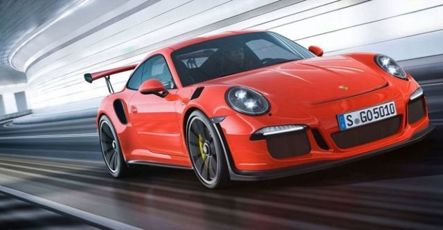 2016 Porsche 911 GT3 RS 4.0  第6張相片