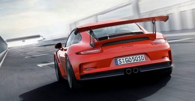 2016 Porsche 911 GT3 RS 4.0  第7張相片