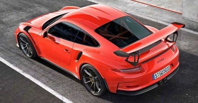 2016 Porsche 911 GT3 RS 4.0  第8張相片