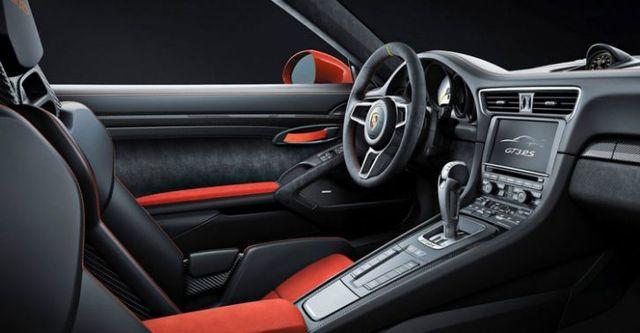 2016 Porsche 911 GT3 RS 4.0  第9張相片