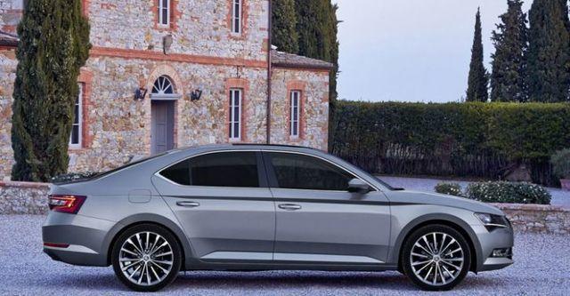 2016 Skoda Superb Sedan 2.0 TSI尊榮動力版4x4  第3張相片