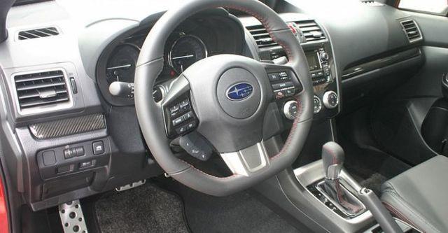 2016 Subaru Levorg 1.6 GT  第8張相片