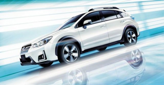 2016 Subaru XV 2.0 i-S  第1張相片