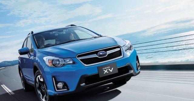 2016 Subaru XV 2.0 i-S  第3張相片