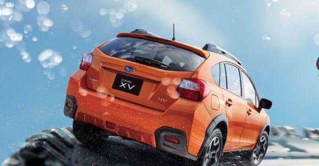 2016 Subaru XV 2.0 i-S  第4張相片