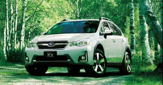 2016 Subaru XV 2.0 i-S  第5張相片