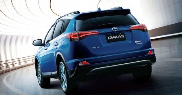 2016 Toyota RAV4 2.5 Hybrid尊爵  第3張相片