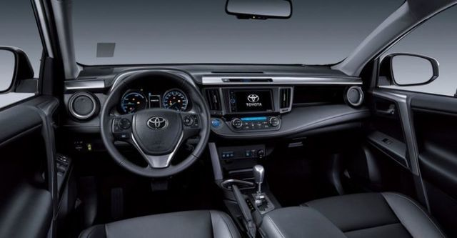 2016 Toyota RAV4 2.5 Hybrid尊爵  第9張相片