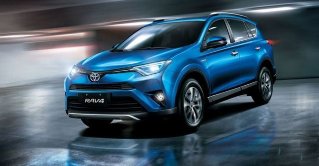 2016 Toyota RAV4 2.5 Hybrid旗艦4WD  第1張相片