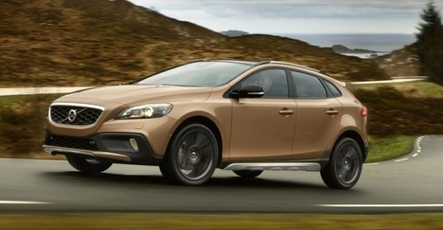2016 Volvo V40 Cross Country D4豪華版