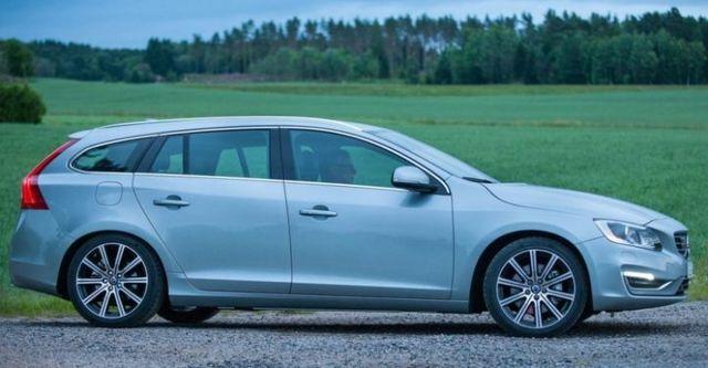 2016 Volvo V60 D4 旗艦版  第4張相片