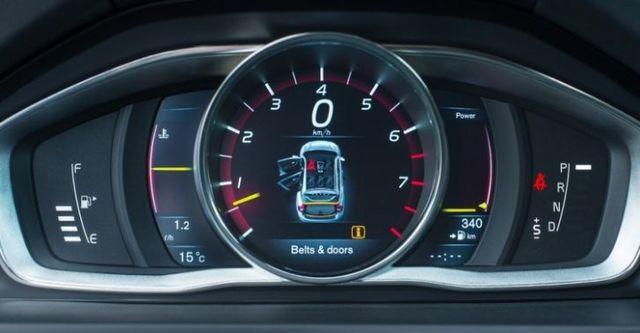 2016 Volvo V60 D4 旗艦版  第6張相片
