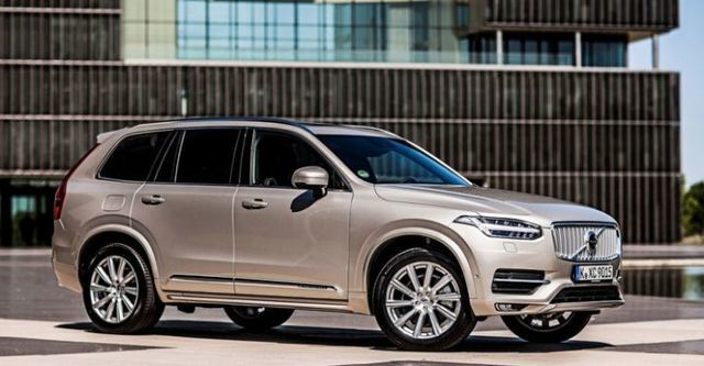 2016 Volvo XC90 D5 Inscription七人座  第1張相片