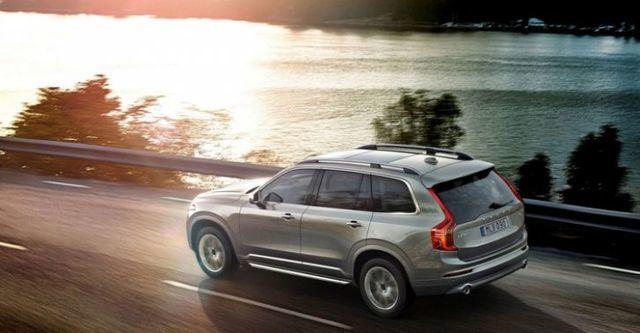 2016 Volvo XC90 D5 Momentum五人座  第2張相片