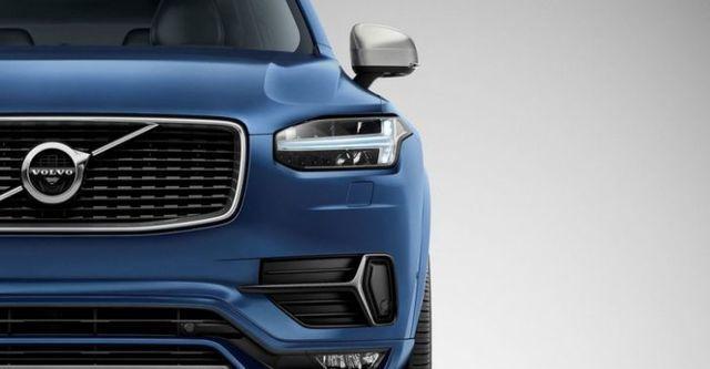 2016 Volvo XC90 T6 R-Design七人座  第6張相片