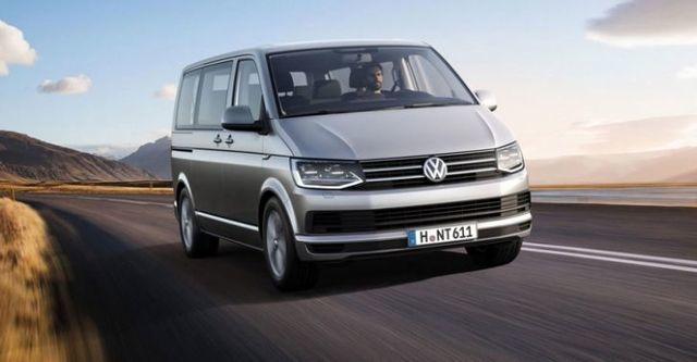 2016 Volkswagen Caravelle 2.0 TDI 110kW  第1張相片