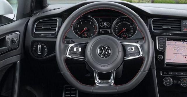 2016 Volkswagen Golf GTI  第8張相片