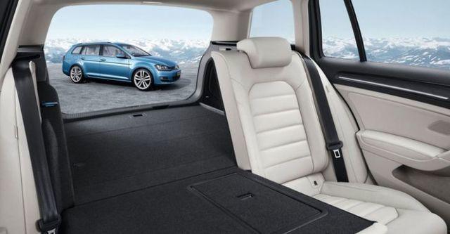 2016 Volkswagen Golf Variant 180 TSI Comfortline  第10張相片