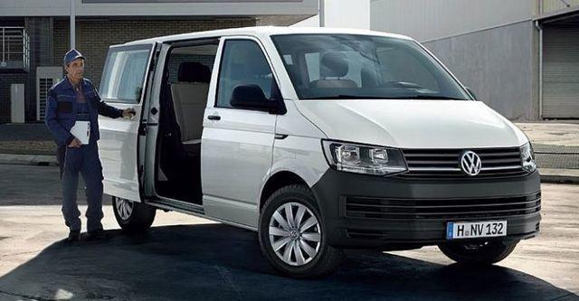 2016 Volkswagen Kombi 2.0 TDI