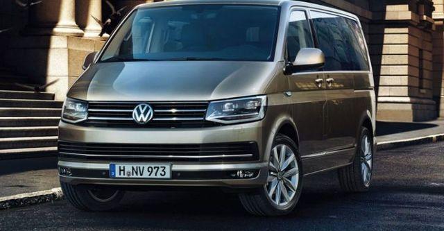 2016 Volkswagen Multivan 2.0 TDI  第1張相片