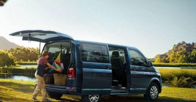 2016 Volkswagen Multivan 2.0 TDI  第4張相片