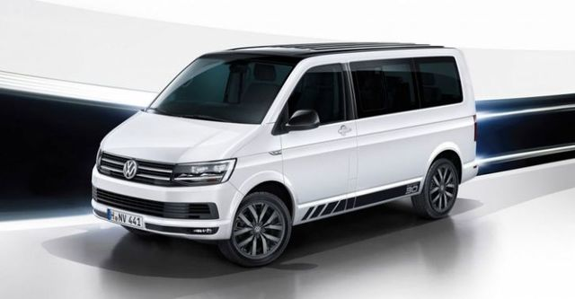 2016 Volkswagen Multivan 2.0 TDI  第5張相片