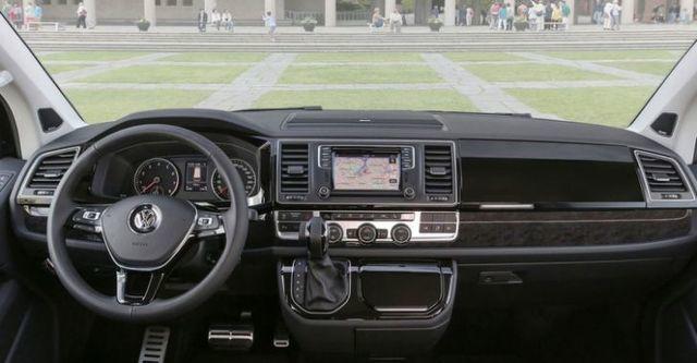 2016 Volkswagen Multivan 2.0 TDI  第6張相片