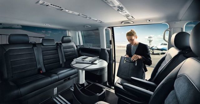 2016 Volkswagen Multivan 2.0 TDI  第8張相片
