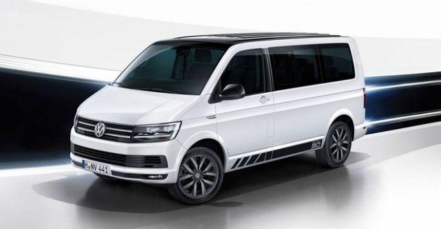 2016 Volkswagen Multivan 2.0 TDI 4WD  第1張相片