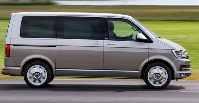 2016 Volkswagen Multivan 2.0 TDI 4WD  第2張相片