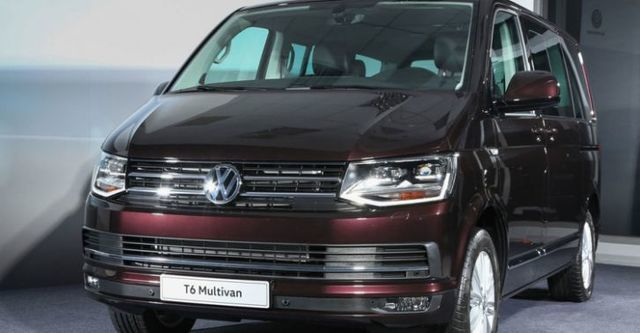 2016 Volkswagen Multivan L 2.0 TDI  第4張相片